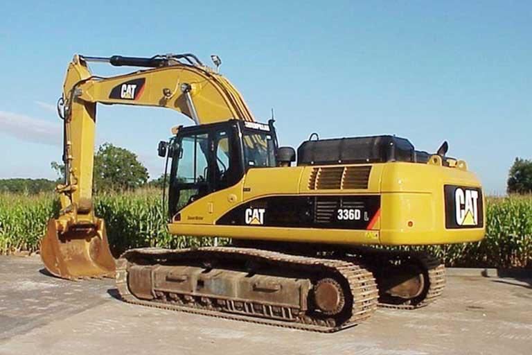 Экскаватор Caterpillar 336DL